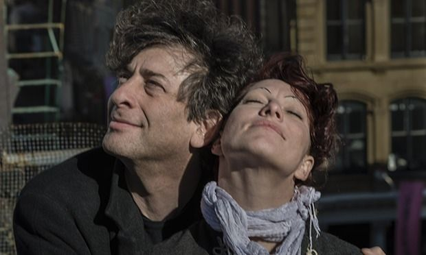 Neil Gaiman and Amanda Palmer: an audience with geek royalty. interview