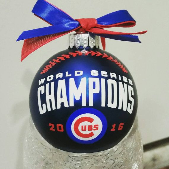 Check out this item in my Etsy shop https://www.etsy.com/listing/489417967/chicago-cubs-world-series-champions-2016