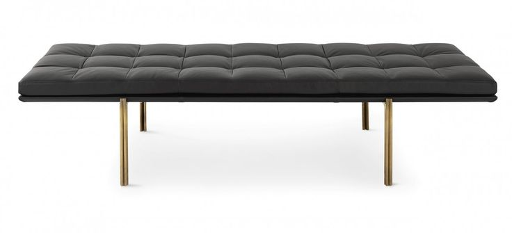 The Twelve Day Bed by Gallotti & Radice is a beautiful contemporary bench ideal for any space within the home.