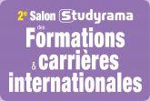 Vous voulez faire carrière à l'international ? Rendez-vous le 8 novembre à #Lyon pour le #Salon des Formations et Carrières Internationales organisé par Studyrama !