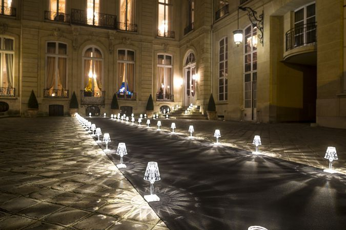 battery lights italian and paris on pinterest battery lamps ferruccio laviani