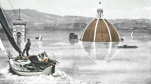 Rescue of Historic Centers Superstudio 1970