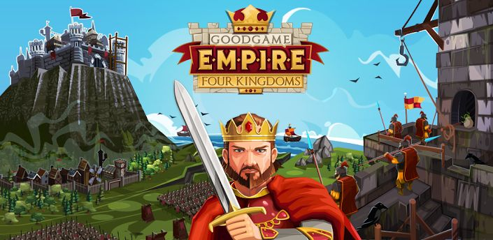 Empire Four Kingdoms Hack