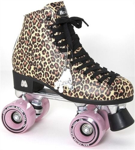 The Moxi Ivy skates are animal friendly with man-made materials. The Moxi boots are designed with comfort in mind with padding to keep your feet feeling great. The fun design bring the style you need