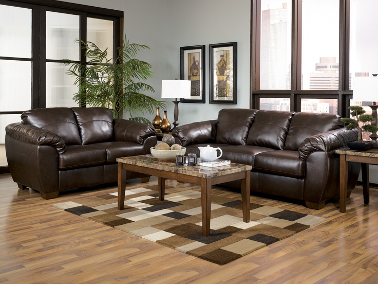 Great Ashley Sofa Set Classy And Affordable Sectional Living RoomsLiving Room