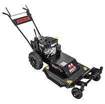 """Swisher 11.5 HP 24"""" Walk Behind Rough Cut Trailcutter with Casters"""