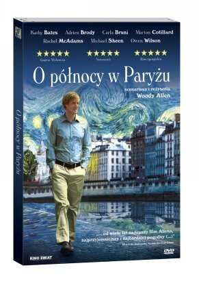 O północy w Paryżu /Midnight in Paris/ - reż. Woody Allen (2011)