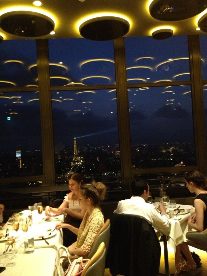 332 best images about eurotrip 2014 on pinterest - Le ciel de paris restaurant ...
