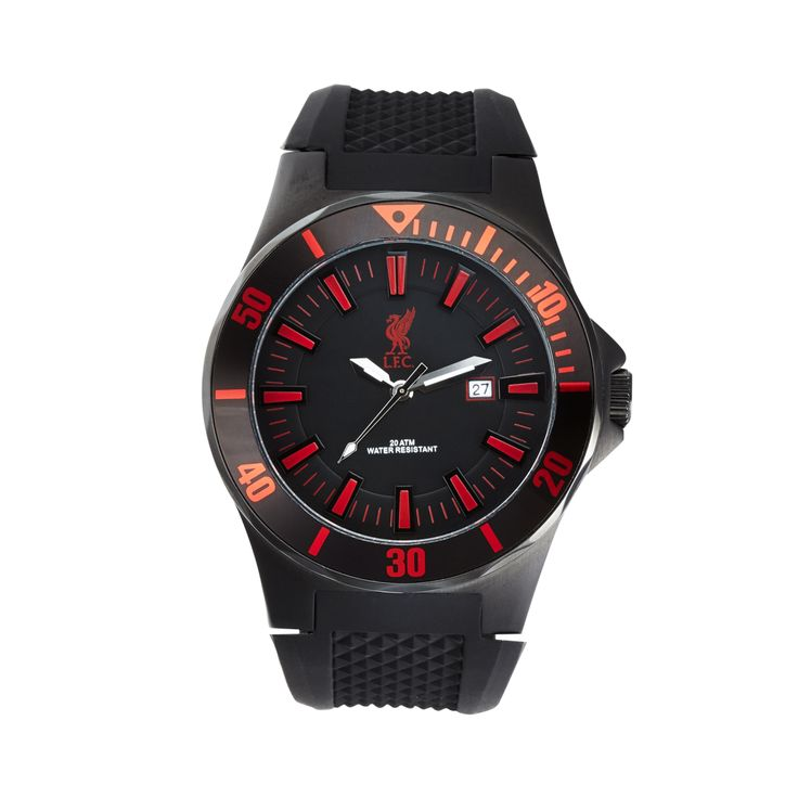 LFC Mens Melwood Watch €78 from the Liverpool FC shop in the Ilac Centre, Henry Street, Dublin 1