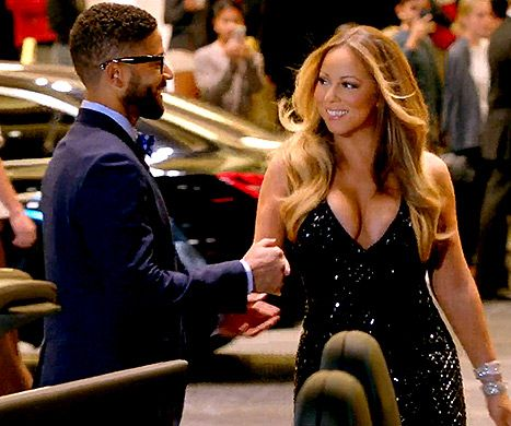 "Mariah Carey debuted her dating profile on Match on Tuesday, June 2, alongside the new music video for her latest single ""Infinity."""