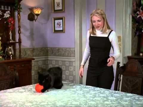 1x03 Sabrina L'Apprentie Sorcière - Sabrina Babysitter - YouTube
