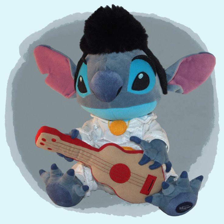 Disney Quot Stitch Quot As Elvis Presley Guitar Lilo Amp Stitch