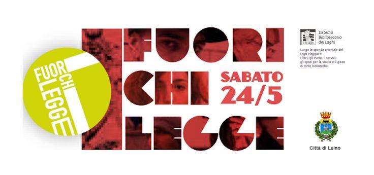 #FuoriChiLegge - #LUINO 24.05.2014