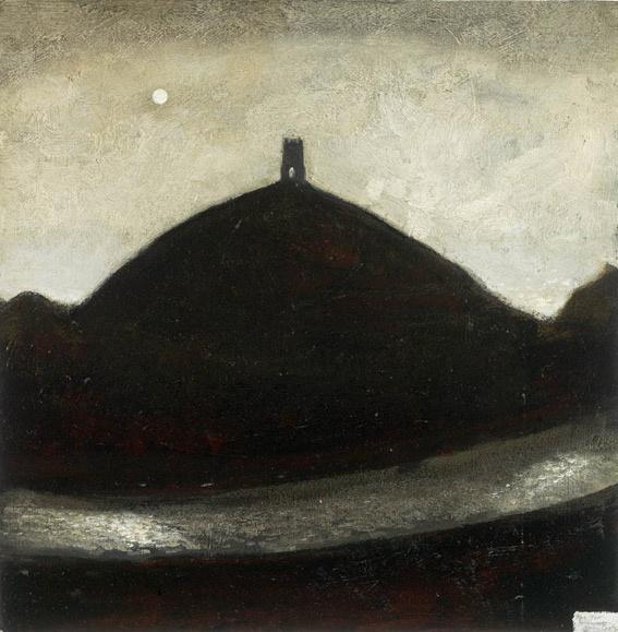 """The Tor"", John Caple. www.jmlondon.com/artists/john-caple/"