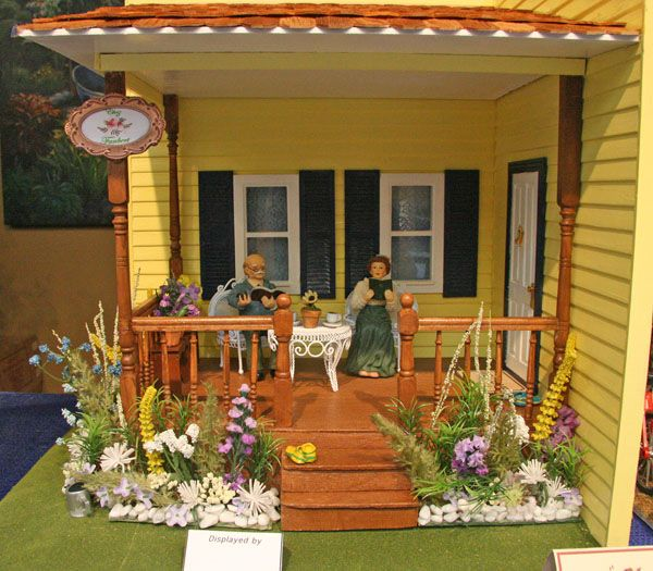 Exterior Finishes for Model Buildings and Dollhouses