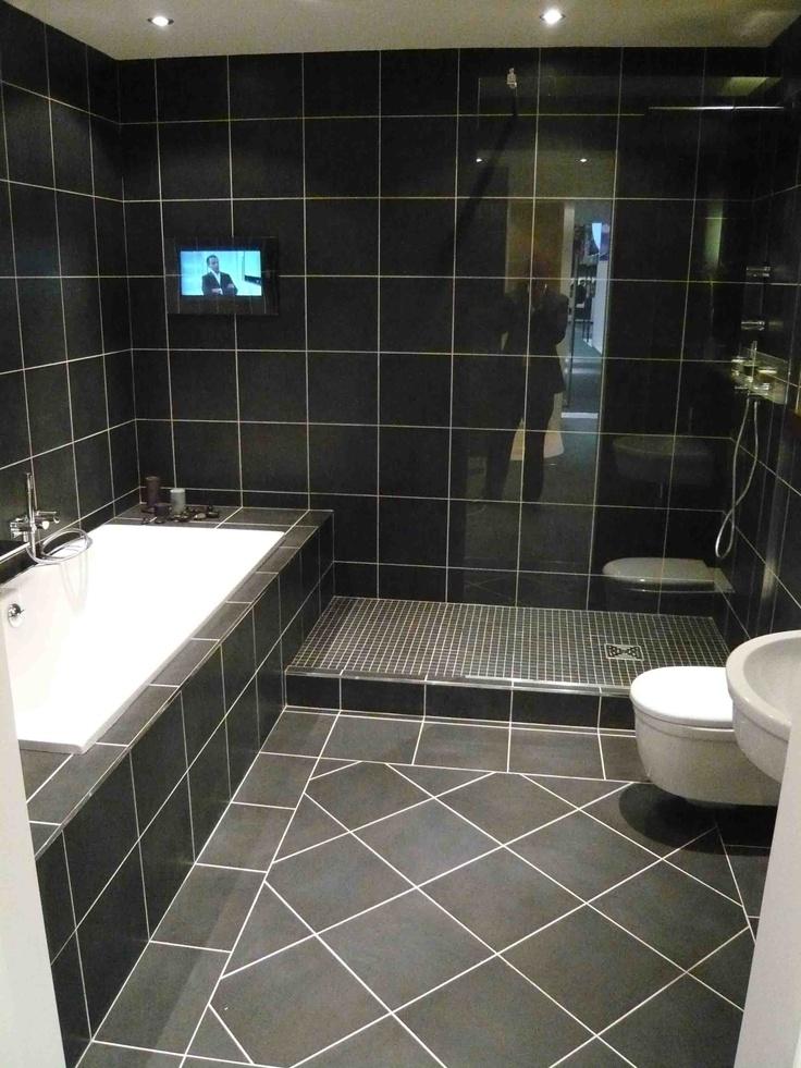 50mm Build Tiled Shower Tray Bathroom Master Bath