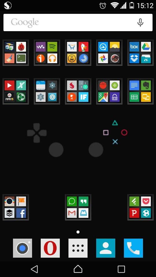 My Homescreen Xperia Version