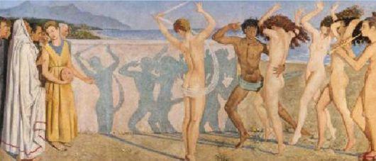 FONDAZIONE PARCHI MONUMENTALI BARDINI E PEYRON mostra di Giovanni Colacicchi