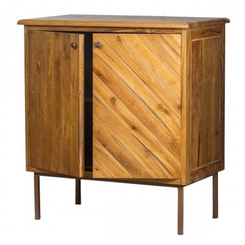 Bunyu   lemari kabinet kayu jati modern dekorasi interior rumah hotel furniture design cabinet