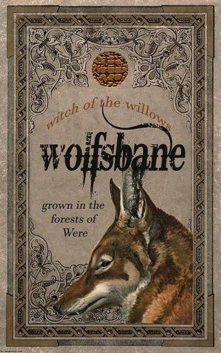 Wolfsbane label Halloween Forum                                                                                                                                                      More