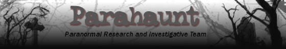 ParaHaunt is a group of talented paranormal researchers (Ghost Hunters) based in Michigan. Our Mission is to assist the community as well as surrounding states in the understanding and education of paranormal phenomena.