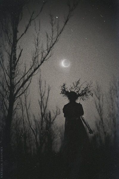 """it was the kind of moon that I would want to send back to my ancestors and gift to my descendants so they know that I too, have been bruised...by beauty."" ― Sanober Khan, Turquoise Silence. Fade into Darkness by NataliaDrepina"