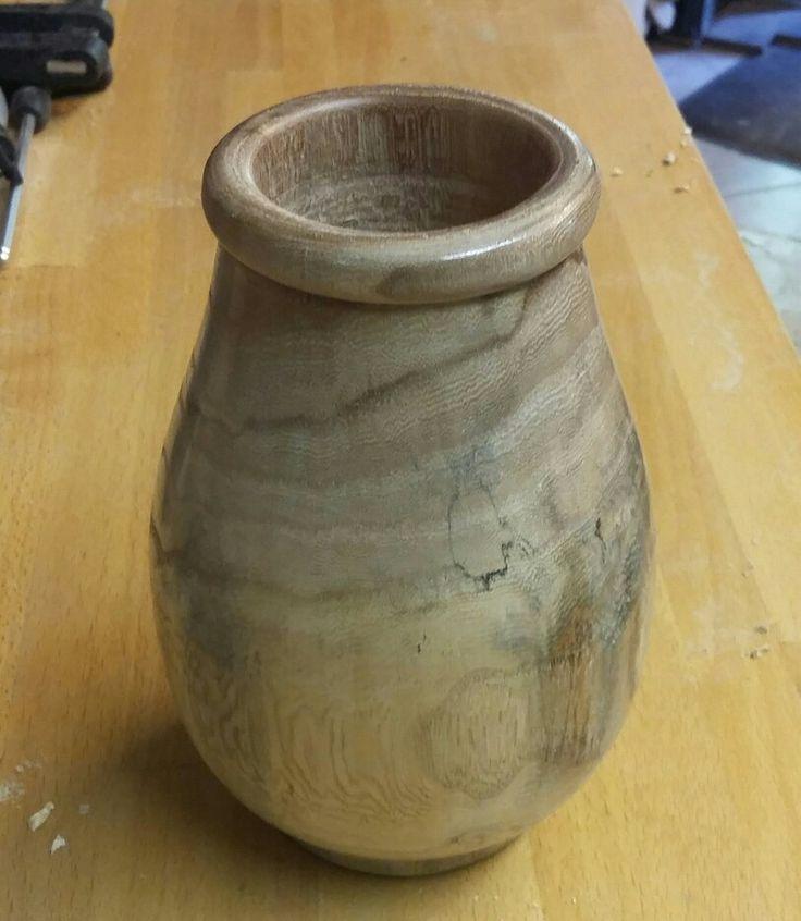 Le vase en robigner