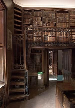 Amazing Abbotsford House Library, England ~ Photo Gallery