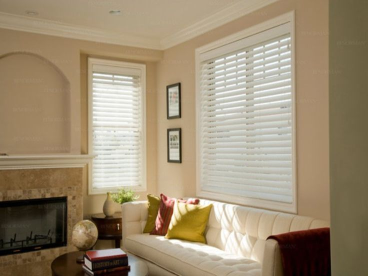 """2"""" Super Value Faux Wood Blinds   Select Blinds Canada"""