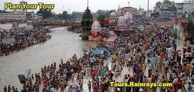 Tourist Attraction India: Har Ki Pauri Haridwar