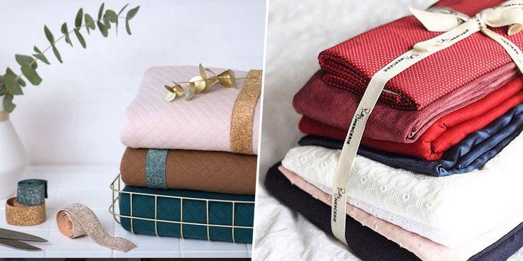 22 e-shops où acheter du tissu