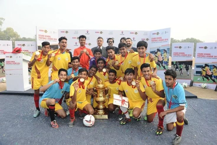 3rd Season of #STAIRS School #Football League (SSFL) Closes with a Bang