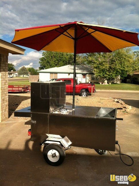 New Listing: https://www.usedvending.com/i/Stainless-Hot-Dog-Cart-Food-Vending-Cart-for-Sale-in-Texas-/TX-Q-101U Stainless Hot Dog Cart Food Vending Cart for Sale in Texas!!!