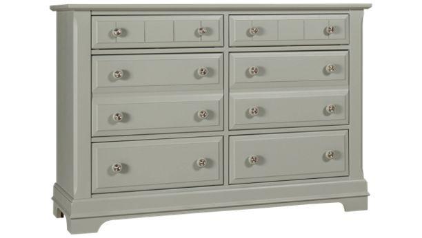 Vaughan Bassett Cottage Cottage 6 Drawer Dresser Jordan 39 S Furniture Bedroom Sets Pinterest