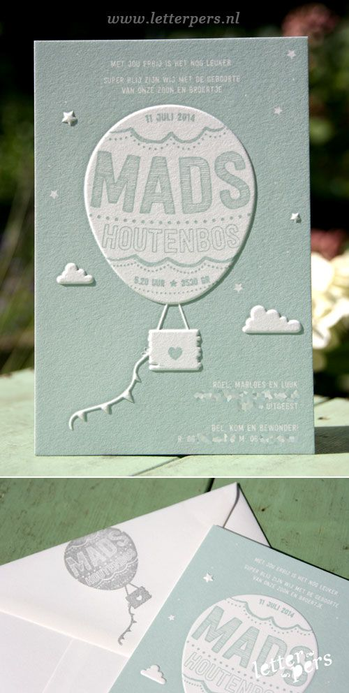 cotton paper letterpress