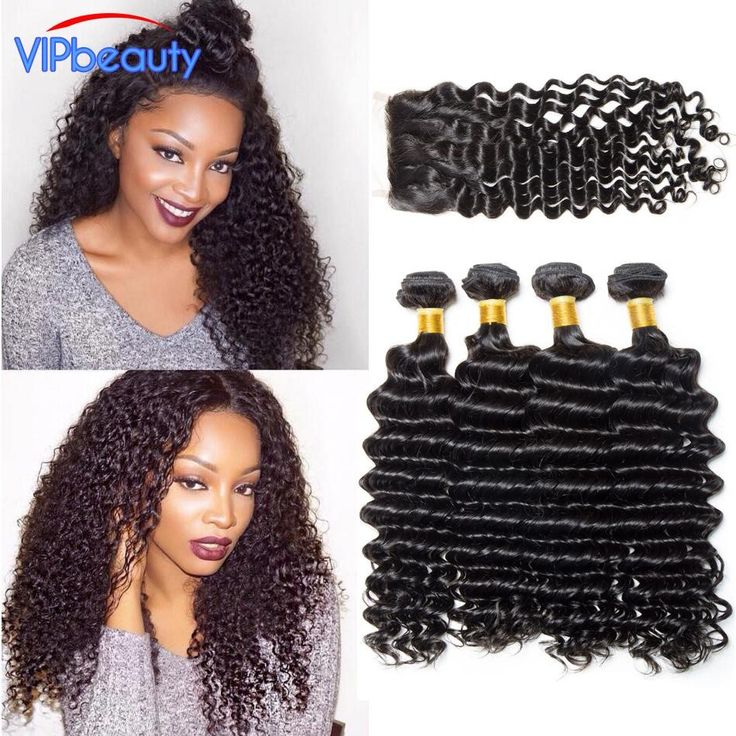 VIPbeauty Peruvian Curly Hair 4 Bundles With Lace Closure Quality Deep Wave Human Hair Weave Deals https://www.vbhair.com/vipbeauty-peruvian-curly-hair-4-bundles-with-lace-closure-quality-deep-wave-human-hair-weave-deals.html