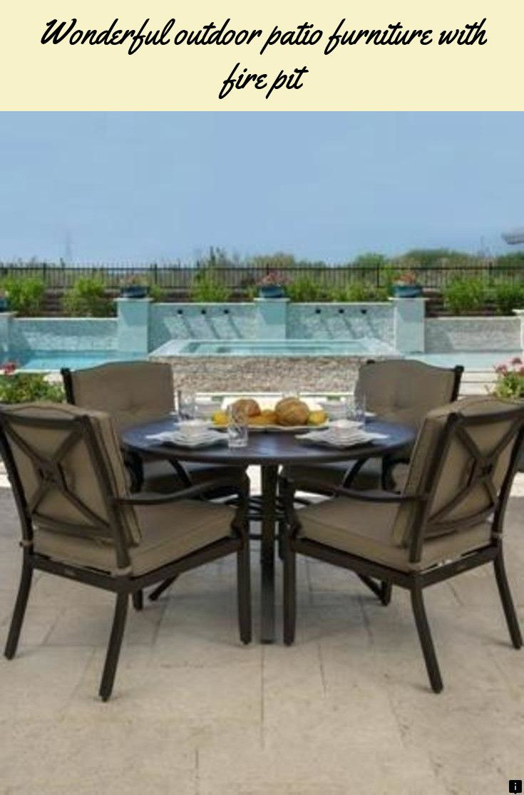 Learn More About Outdoor Patio Furniture With Fire Pit Just Click