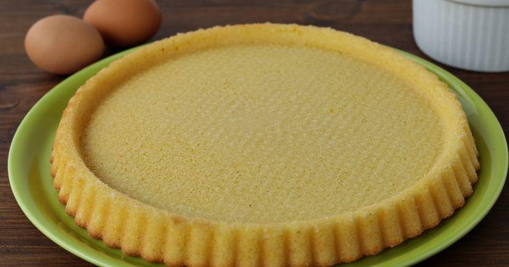 Ricetta perfetta per preparare la base per le nostre crostate con frutta creme e ...