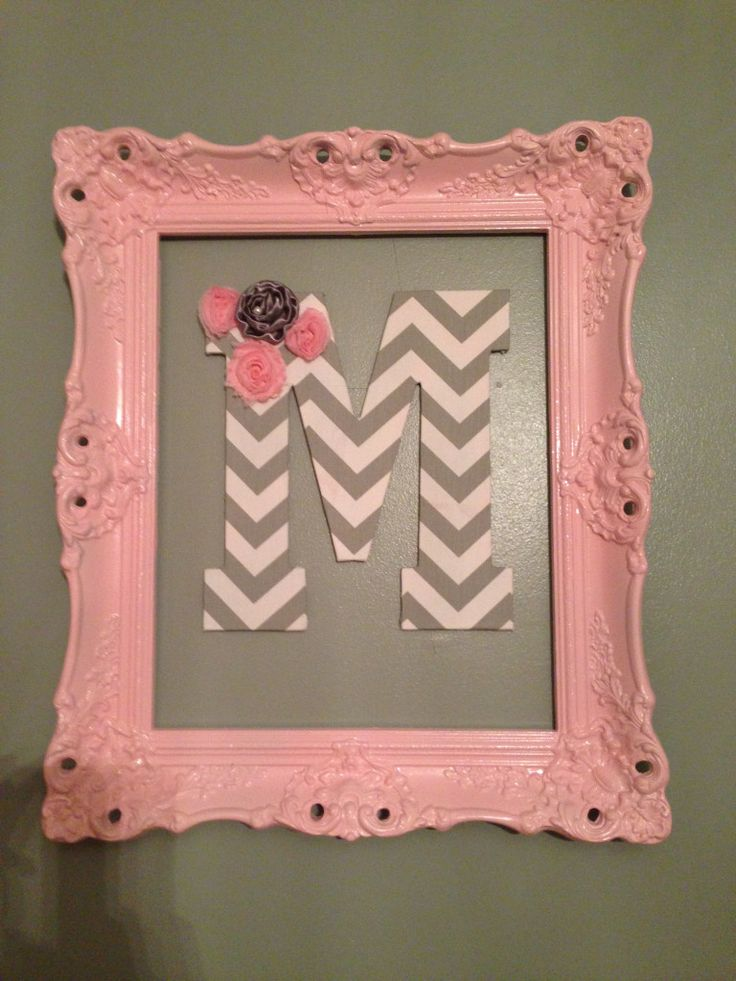 chevron  Decor  for a little girls room. @Victoria Brown Brown Sartin this would be cute for Lilly