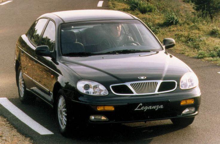 Daewoo Leganza 1997 Korea