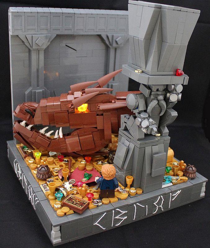 The Hobbit: Smaug!