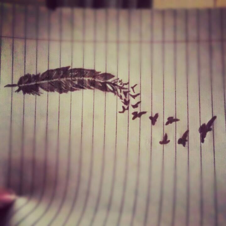 """Psalm 91 Tattoo Designs For Men: Tattoo Idea! """"He Will Cover You With His Feathers, And"""