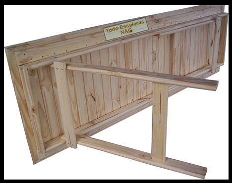 M s de 25 ideas incre bles sobre mesas plegables de madera - Mesas plegables exterior ...