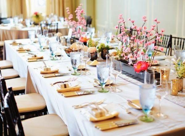 Thème de mariage printanier : Cherry Blossom   Tout pour mon mariage