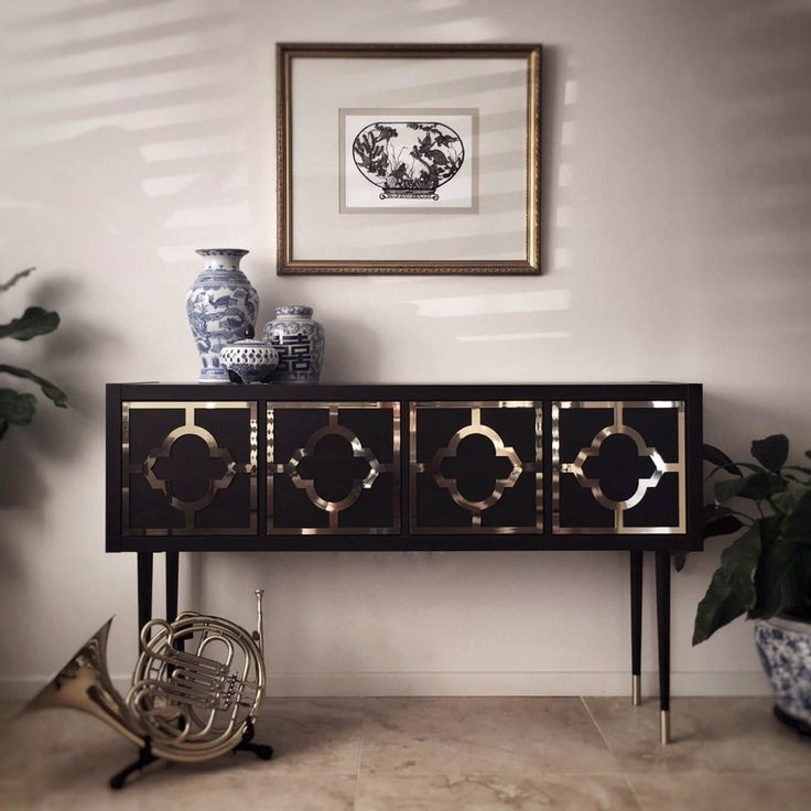Kallax Grows Up To Be A Glamorous Credenza Mobili Ikea