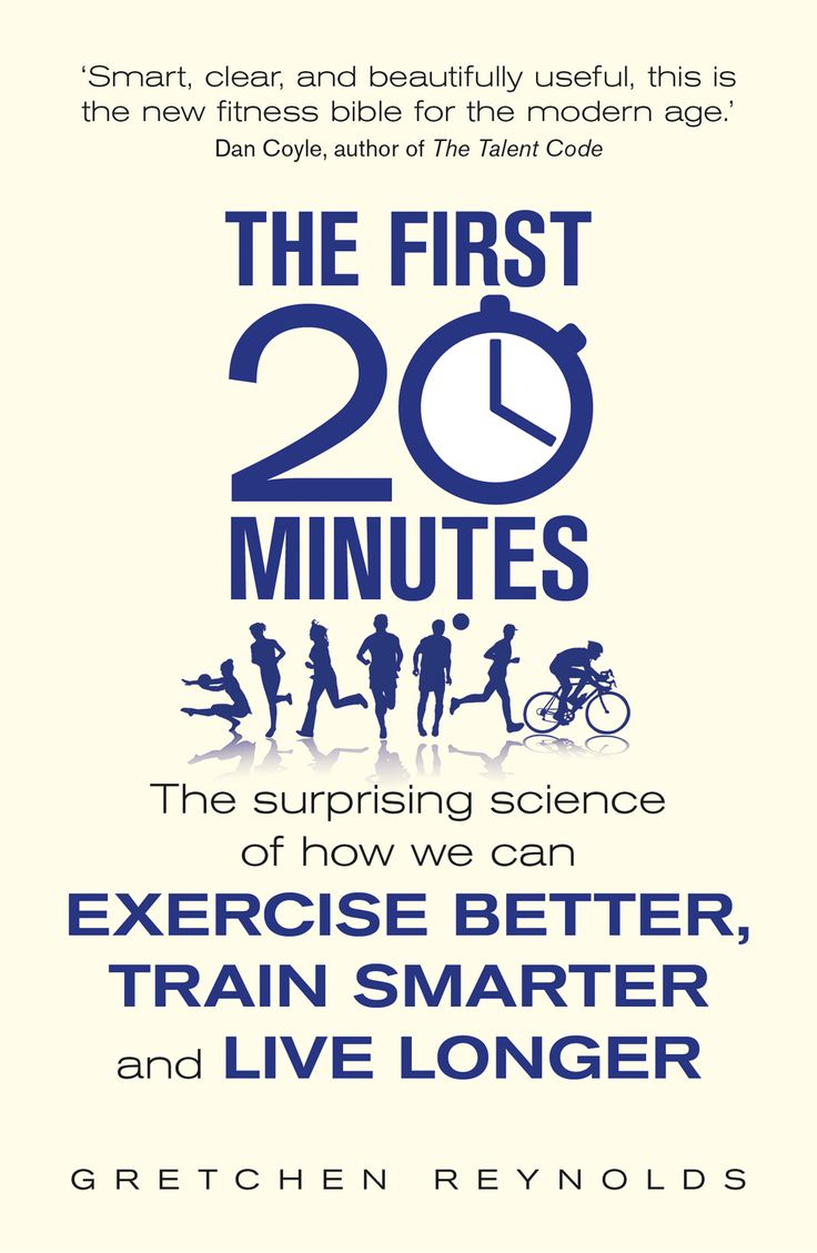 25 best nature science books images on pinterest science books gretchen the first 20 minutes the surprising science of how we can exercise better train smarter jetzt kaufen fandeluxe Gallery