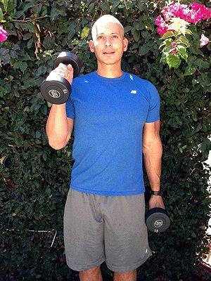 Harley Pasternak Blogs: 3 Exercises for Strong, Toned Arms  Celebrity Blog, Bodywatch, BodyWatch, Angelina Jolie, Halle Berry, Harley Paster...