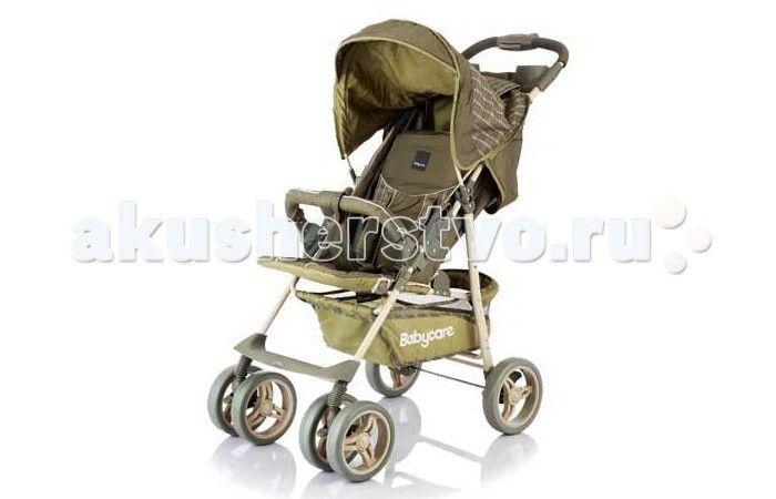 Прогулочная коляска Baby Care Voyager  Прогулочная коляска Baby Care Voyager – замечательный вариант для ежедневных прогулок с малышом.   Коляска предназначена для малышей от 6 месяцев. Именно в этот период малыши начинают активно развиваться и уже могут самостоятельно сидеть. Основными достоинствами модели являются надежность и высокое качество используемых материалов, простота и легкость конструкции, а также удобное и комфортное управление.   Легкое алюминиевое шасси способствует…