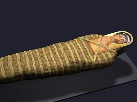 Wish I remembered which grade we learned about Egypt and mummies, b/c that's the grade I want to teach! :)  Getty Museum Video: Mummification Process
