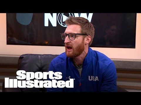 Paralympic Champ & Navy Vet Brad Snyder Defends NFL Player Protests | SI NOW | Sports Illustrated